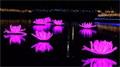 声视创意打造小榄菊花会超炫投影项目