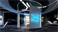 裸眼3D开启中国公路之旅——中交二公院数字展厅