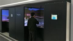 智能显示助力智能制造――赢康VR工作站入驻软通动力智能制造中心