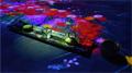 teamLab花400万打造全球最震撼数字餐厅