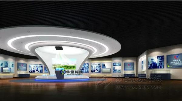 校史馆设计案例:华堂科技交付常州工程学院校史馆项目