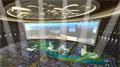 古与新,赛野倾心打造开封自贸区展示厅