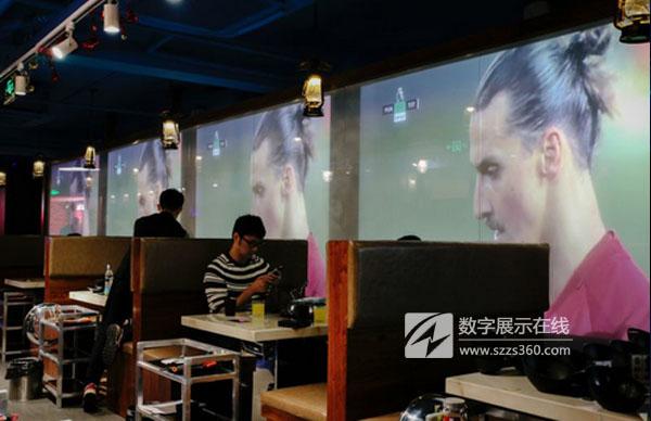上海再添一家沉浸式全息数字餐厅-博视界科技