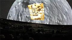 引领8K前沿,赢康搭建全球最大真8K球幕影院显示系统