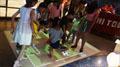 全息投影+互动投影 好伦哥餐厅抓住孩子的心
