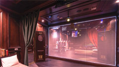 在知音号遇见你的故事――Vivitek(丽讯)投影机开启长江上的漂移剧场
