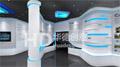 华德创意作品之南京智慧城市科技企业孵化器展示中心