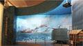 迎接建军90周年,明基工程投影机震撼影像传递正能量
