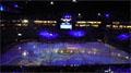 VENTUZ为世界冰球锦标赛提供赛场投影实时内容显示