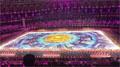 直击第13届全运会开幕式 全程激光投影