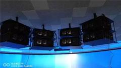 40余台Vivitek丽讯专业工程投影机应用于江西省玉山县规划展示馆
