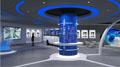 概念展示成功签约银隆新能源汽车展厅项目