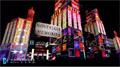 恩维传媒打造浙江卫视2018跨年演唱会舞台投影视觉设计
