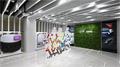 上海笔克团队为延锋彼欧度身打造企业展厅