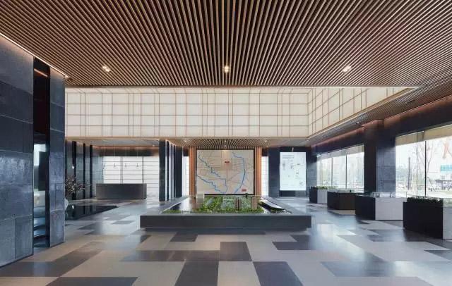 万科未来之光售楼处 融合东方韵味与现代时