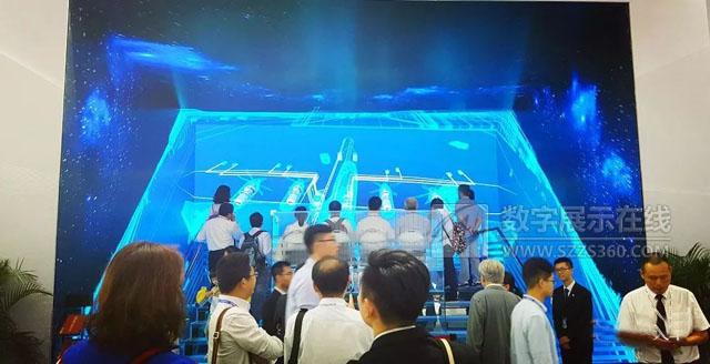 """大元智能打造中国航展新看点 网红""""飞机系统梦立方"""""""