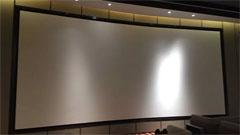 泰禾院子销售中心标准化弧幕影院案例