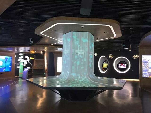 北京迈得诺医疗技术有限公司多媒体展厅