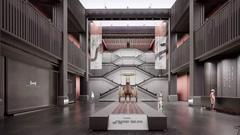 大云山汉墓(王陵)博物馆展设计方案