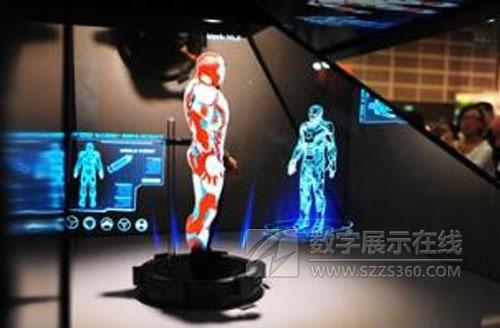仁光科技数字化智慧展厅引领行业趋势