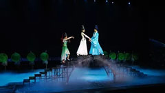 全息版大型歌舞《宋城千古情》成功首演