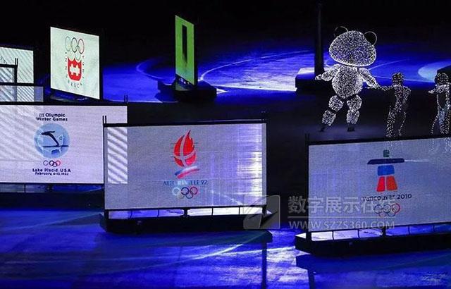 大元为你讲解冰屏外舞台开合式LED显示屏