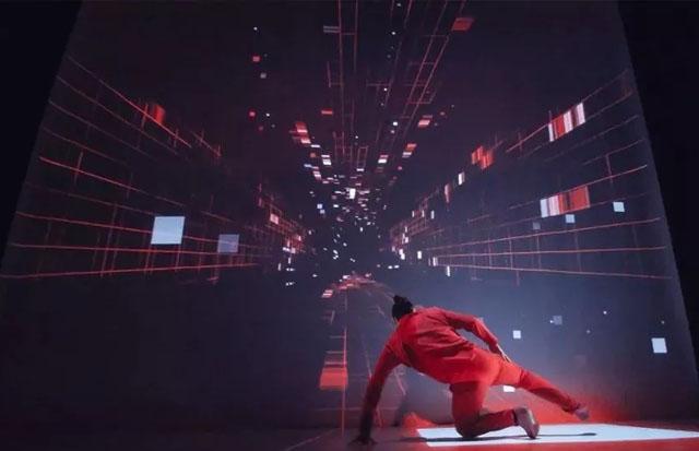 迪拜国际电影节开幕式表演带你穿梭电影艺术世界