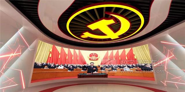 党群服务中心案例:诚唐中标当涂经济开发区两大体验馆项目