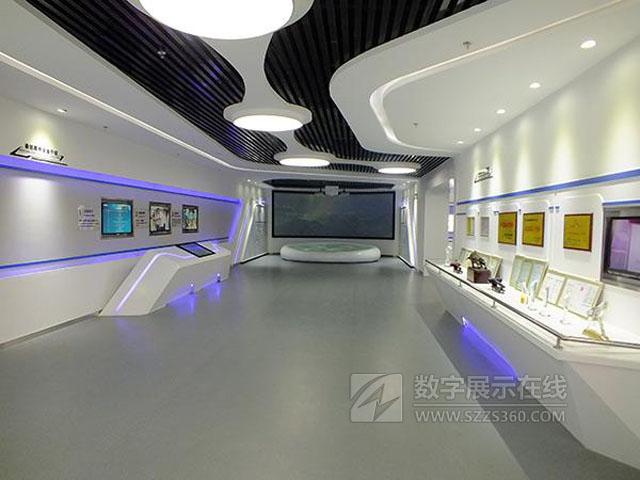 数字化时代如何利用企业展厅建设文化