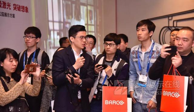InfoComm China 2018视听黑科技,巴可为您呈现