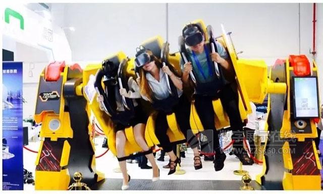 VR疯狂蜘蛛车