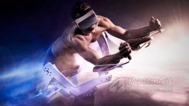 """【行业资讯】""""VR+健身""""让你锻炼不再枯燥"""