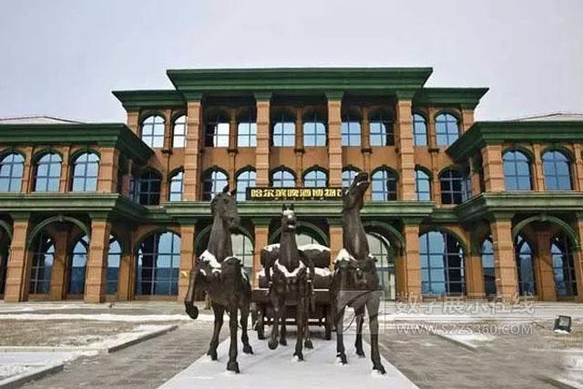 洒文化馆-酒博物馆案例:哈尔滨啤酒博物馆|国内规模最大、互动最多的啤酒博物馆