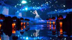 激光投影全息宴会厅
