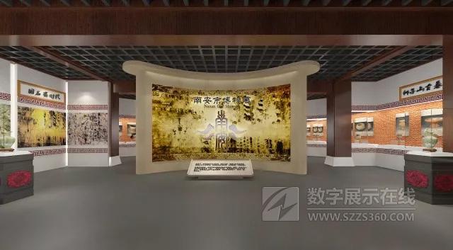 祝贺风云科技股份中标南安市博物馆项目