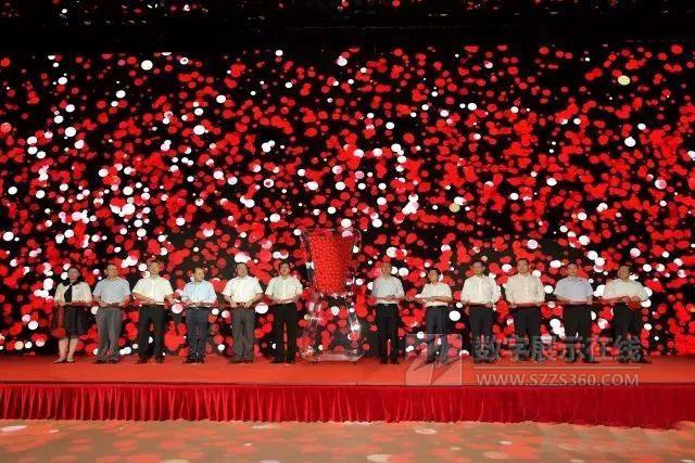 深圳·红立方盛大开馆,龙岗文化新地标揭开神秘面纱