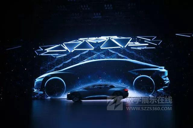 奥迪品牌峰会,创新科技与艺术的盛宴!