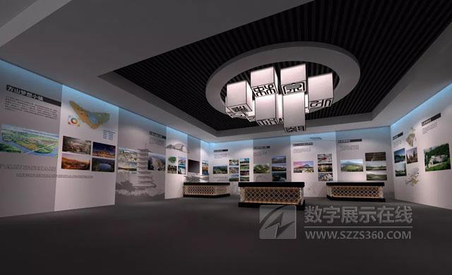 关于规划类展示馆布展的详细流程剖析
