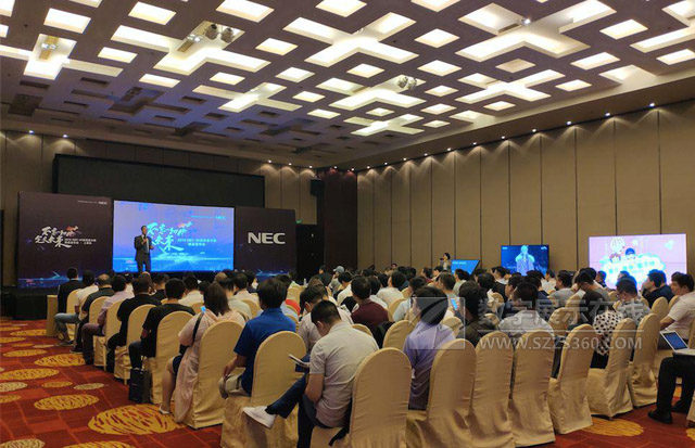 芯时代·新色彩  NEC 4K商用显示器重新定义视界