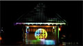 上海水晶石出品|峨眉七里坪温泉投影秀