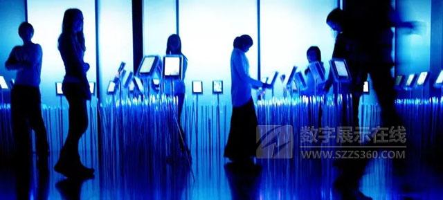 """诺贝尔博物馆也光与互动体验的结合装置 带来沉浸式""""冲击""""体验"""