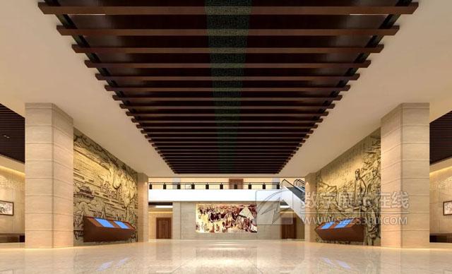 金大陆文化集团倾力打造彭阳县博物馆