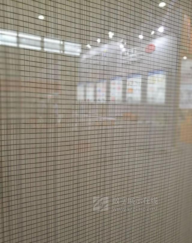 夹丝调光玻璃:空间艺术感与科技感的完美结合