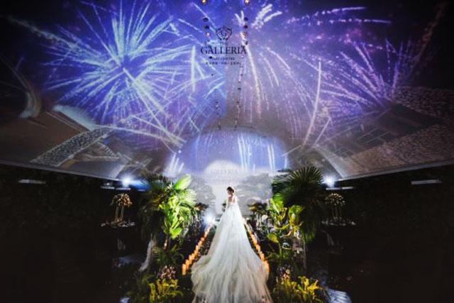 全息婚礼案例:亚洲不老男神张东健带你走进格乐利雅全息婚礼现场