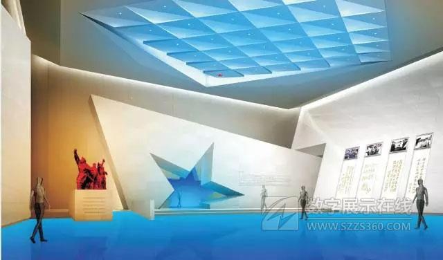 军史馆设计案例:田野文化案例--中国人民解放军海军南海舰队军史馆