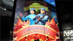 优质服务 技术领先――东方中原液晶屏助龙华烈士纪念馆再现光辉历史