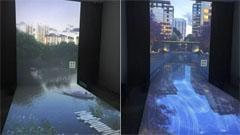 金诺科技打造安徽首个L型折幕激光影院