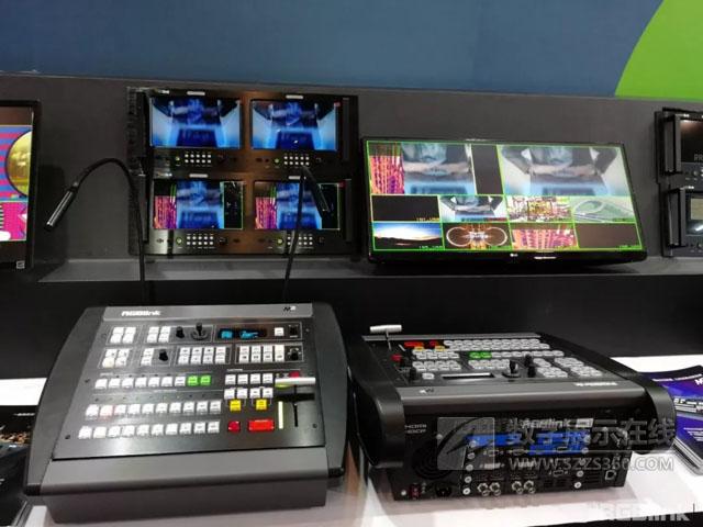 RGBlink视诚携高性能4K应用处理器亮相成都InfoCommChina展