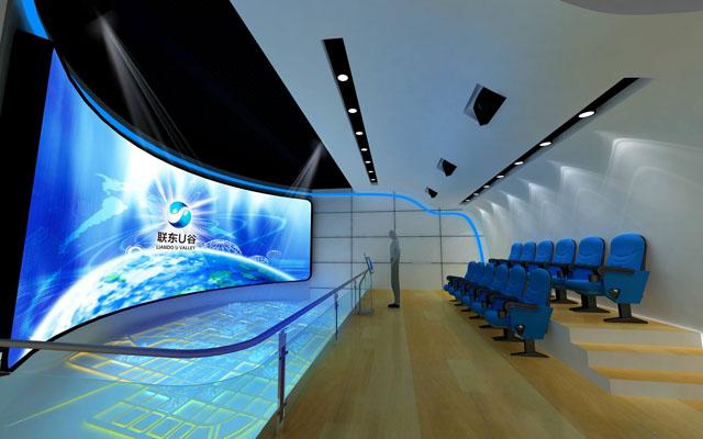 空间规划 ——展厅设计艺术中的核心要素
