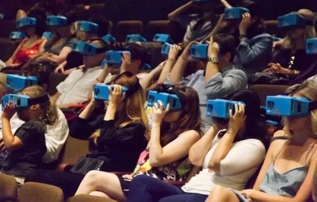 AR增强现实案例:全球首个现场AR节目,将魔幻世界搬上舞台